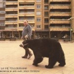 Toulouse.Montreur d'ours