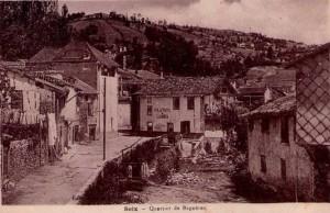Seix. Quartier de Bagnères
