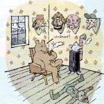 Caricature parue dans le Nouvel Observateur