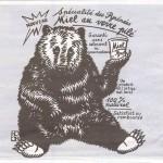 Caricature parue dans Charlie Hebdo