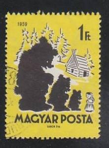 Timbre hongrois