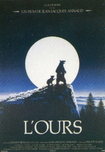 L'ours. JJ Annaud