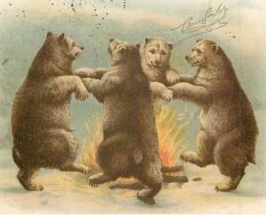 La ronde des ours