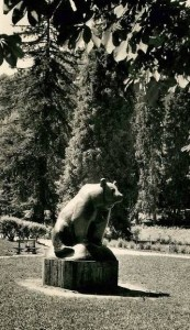 Luchon. L'ours de Guyot