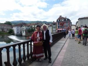 Sur le pont