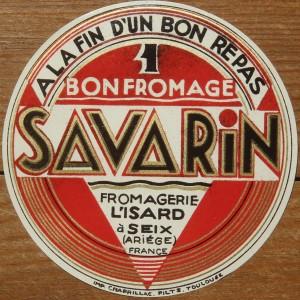 Le Savarin de Seix