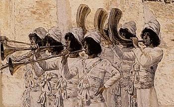 Les trompettes de Jéricho