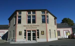 Le Musée des Chemins de la Liberté. Saint-Girons