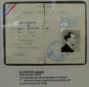 Monsieur A.Simonin