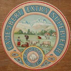 Camembert de Seix