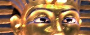 L'oeil de Toutankhamon