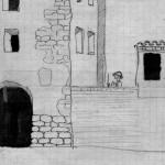 dessin d'Albert Dougnac