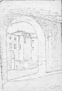 dessin d' Albert Dougnac
