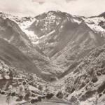 Perspective sur la vallée