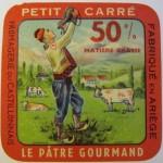Le pâtre gourmand