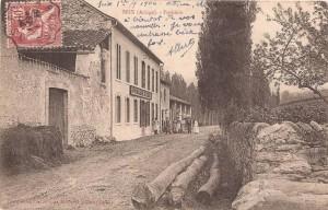 Seix. La fruitière (fromagerie)