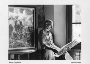 René Gaston-Lagorre