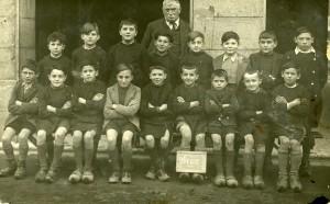 Seix, 1939. Ecole primaire