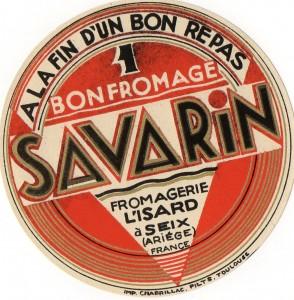 Seix. Fromage Savarin
