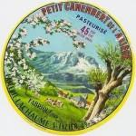 Petit camembert de l'Ariège
