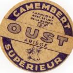 Camembert supérieur