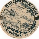 Petit camembert extra fi