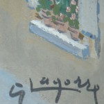 signature René Gaston-Lagorre