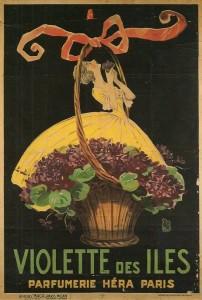 Parfum Violette des Iles