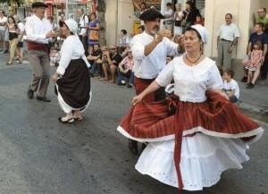 Les danseurs. Autrefois le Couserans, 2013