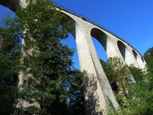 Foix. Viaduc de Vernajoul