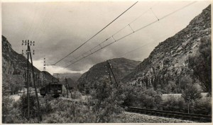 Electrification de la ligne