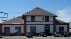 Gare de Portet St Simon