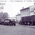 Saint-Girons. Le Chenard et Walker
