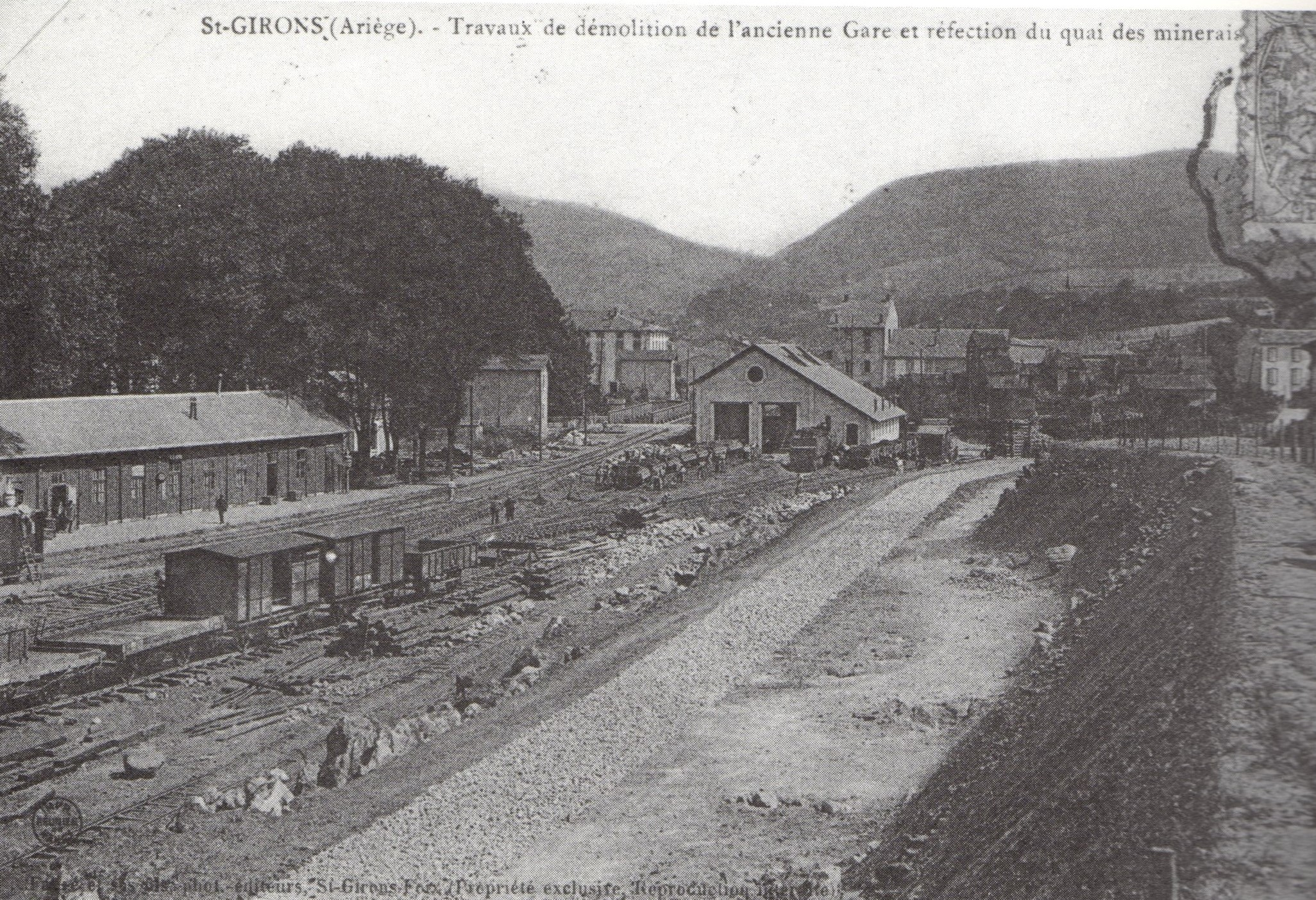 Gare Terminus  49St-Girons