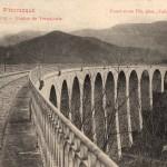 Foix. Le viaduc de Vernajoul
