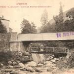 Le pont de Luzenac