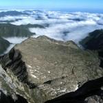 Les Lauzets vus du sommet