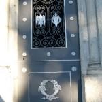 Le portail de la chapelle