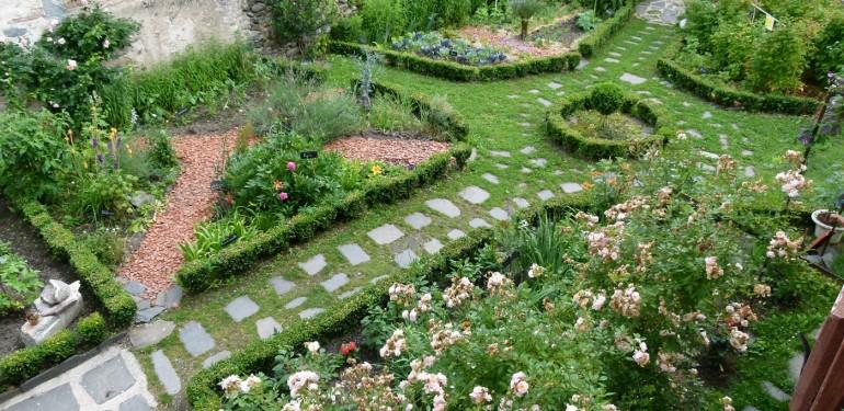 Le Jardin de curé, présentation | – Site de l\'association Patrimoine ...