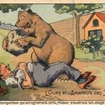L'ours et le jardinier