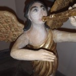 Seix. L'ange à la trompette