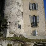 Seix. Le château