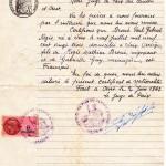 le certificat de nationalité
