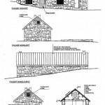 Plan de la nouvelle cabane d'Aula
