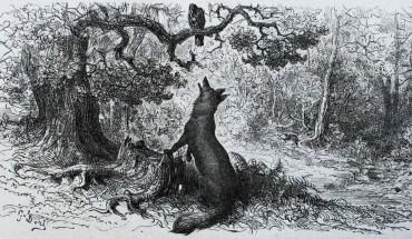 Gravure de Gustave Doré. XIXe siècle.
